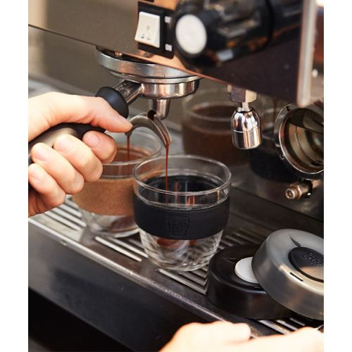 KeepCup mit Kaffeemaschine