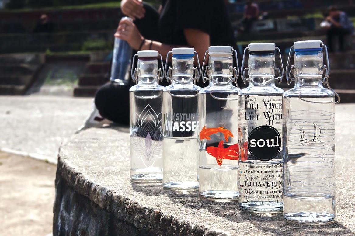 soulbottles - Glastrinkflaschen aus Berlin