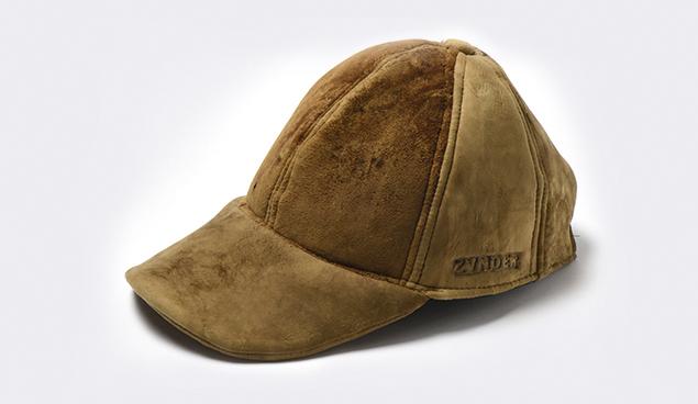ZVNDER - Cap aus Pilz