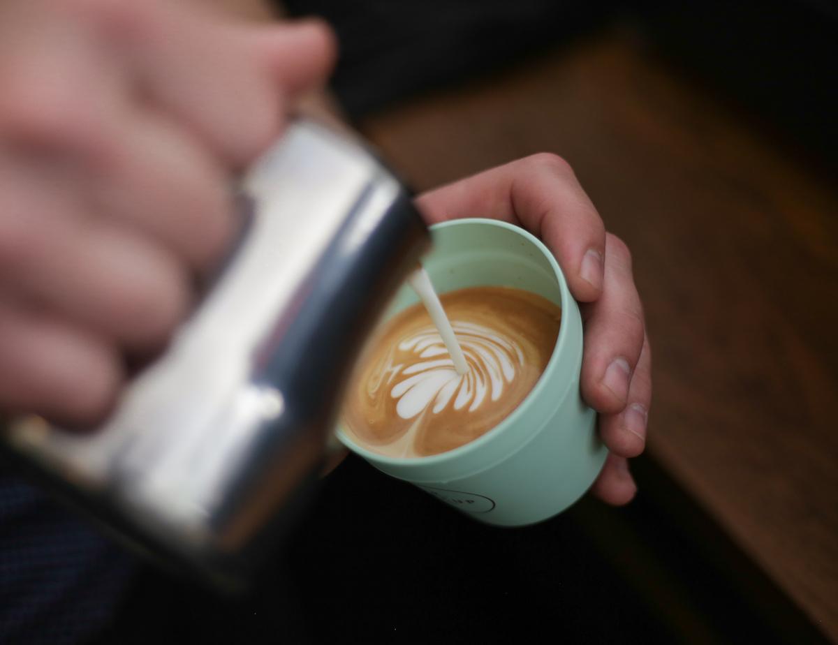 Mehrwegbecher für Kaffee in Berlin