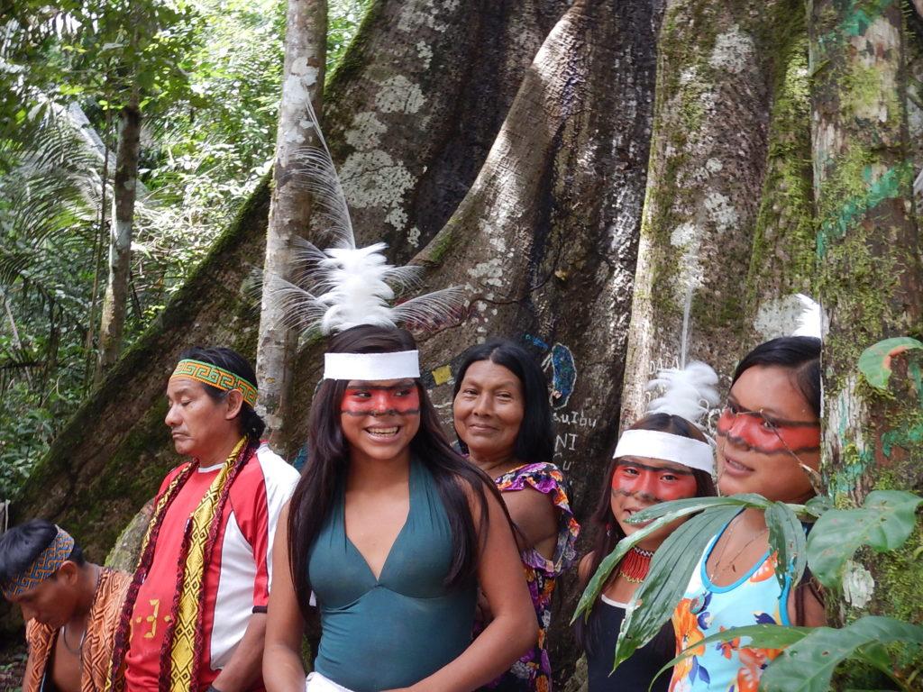 Indigener Bevoelkerung
