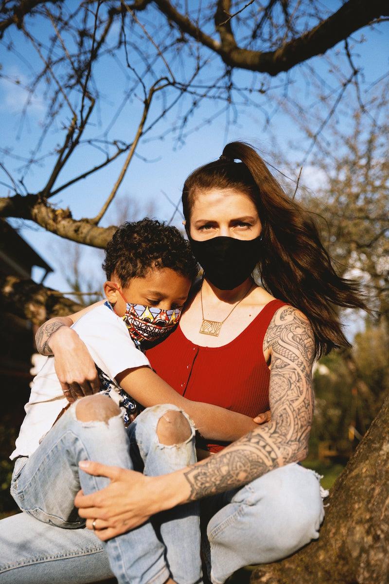 Nachhaltige Mundschutzmasken