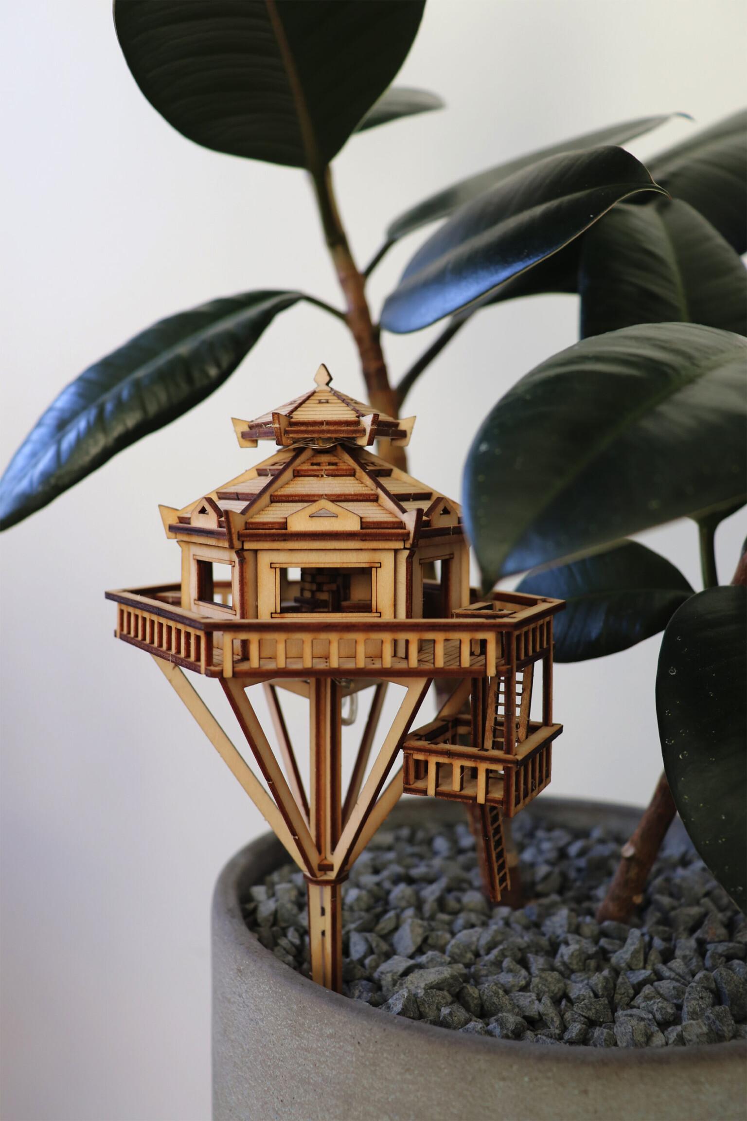 Tiny Treehouses